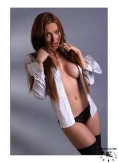 Красотка Милена из Турунтаево