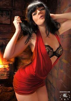Красотка Карина из Рогнедино