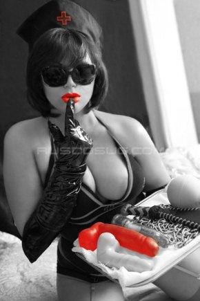 Красотка Рина из Эротический массаж в Киселевске